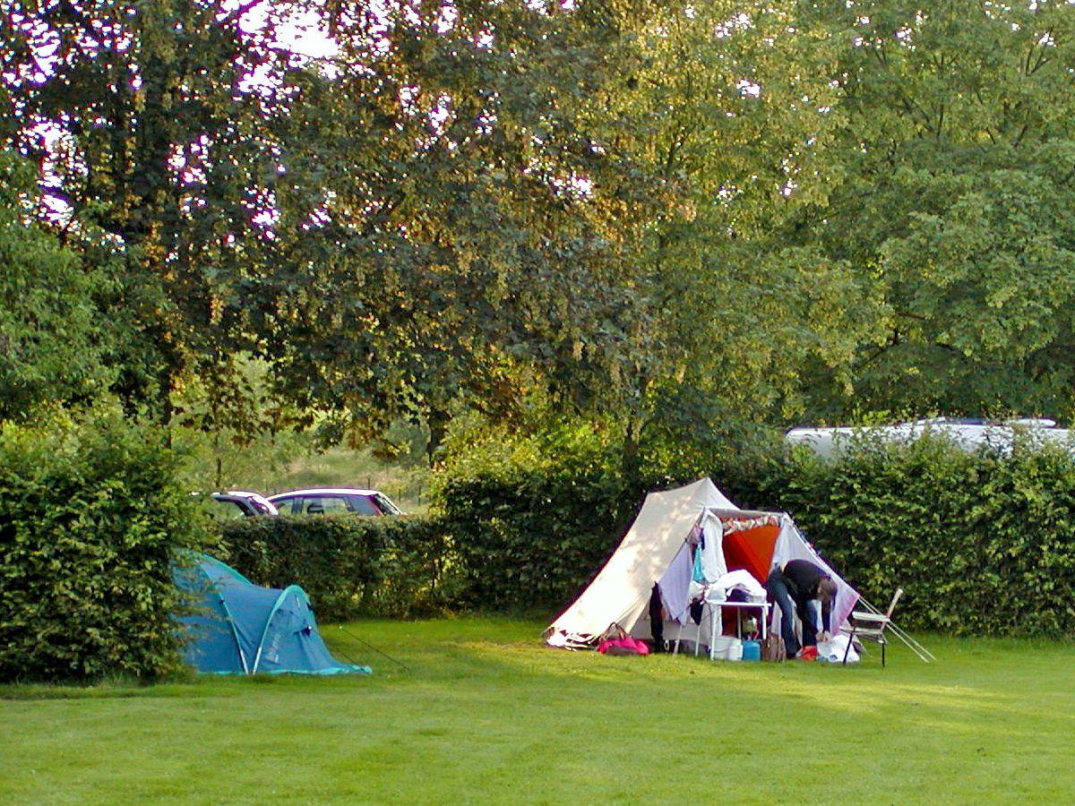 Groenendaal tentenveldje